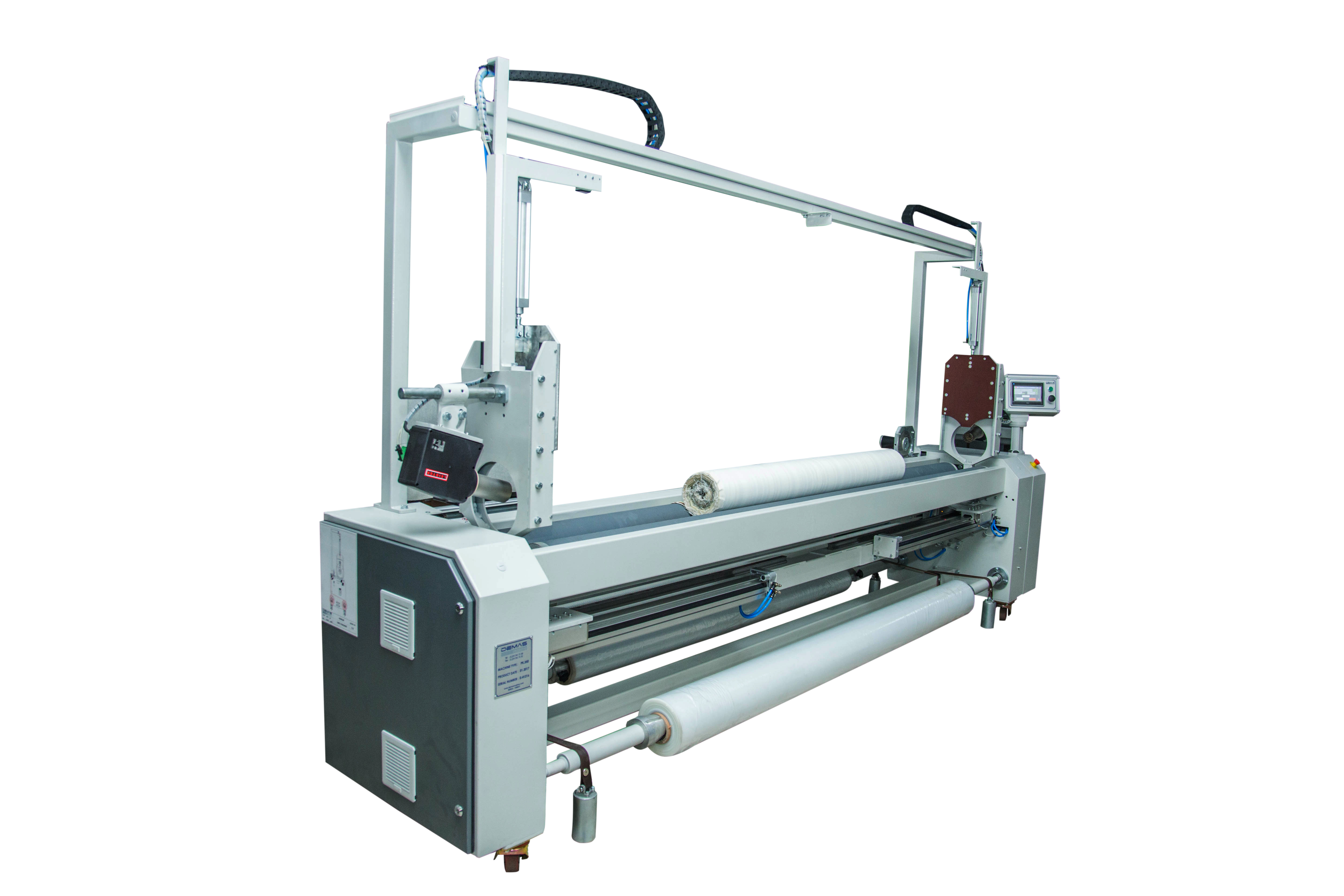 Packaging Machines For Textiles And Fabrics Products